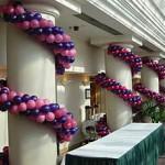 ballonnenslinger pilaar